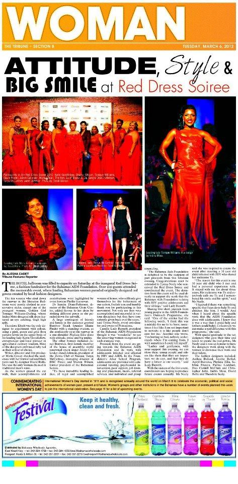 The Tribune - March 6, 2012
